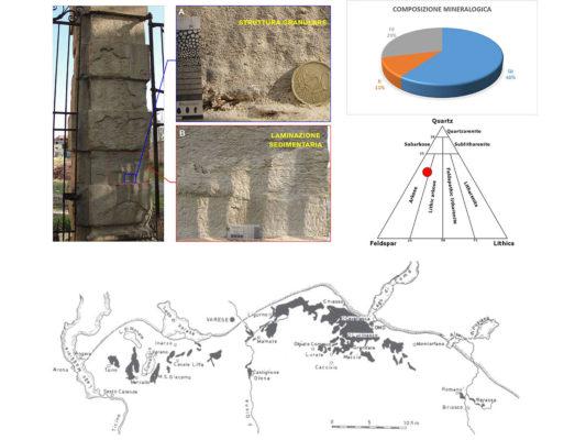 Caratterizzazione pietre ornamentali
