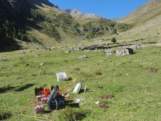 Studio del bedrock sepolto e caratterizzazione dei depositi superficiale