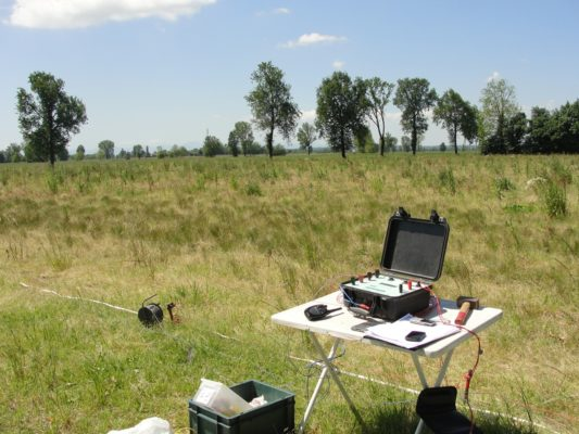 Prospezioni geoelettriche in corrente continua per la caratterizzazione degli acquiferi in ambito di pianura